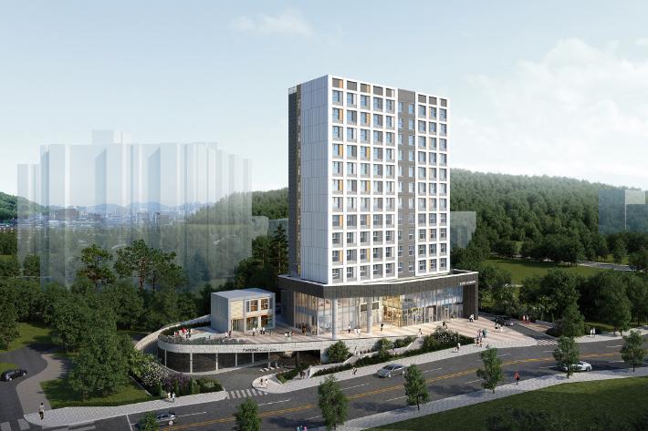 현대엔지니어링, 국내 최초 13층 모듈러 주택 건설