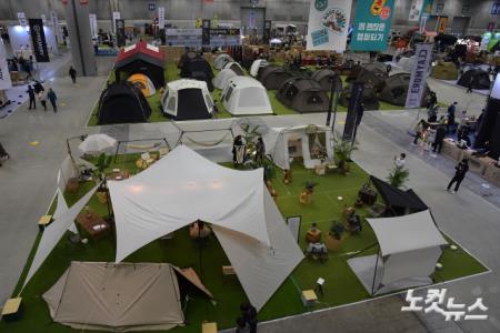 캠핑, 높아진 관심