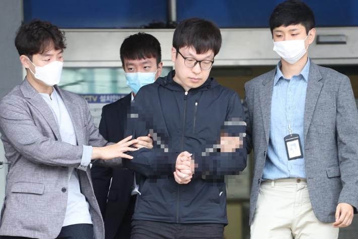 [이슈시개]구치소의 '박사방 공범'…나체 사진 반입하다 들통