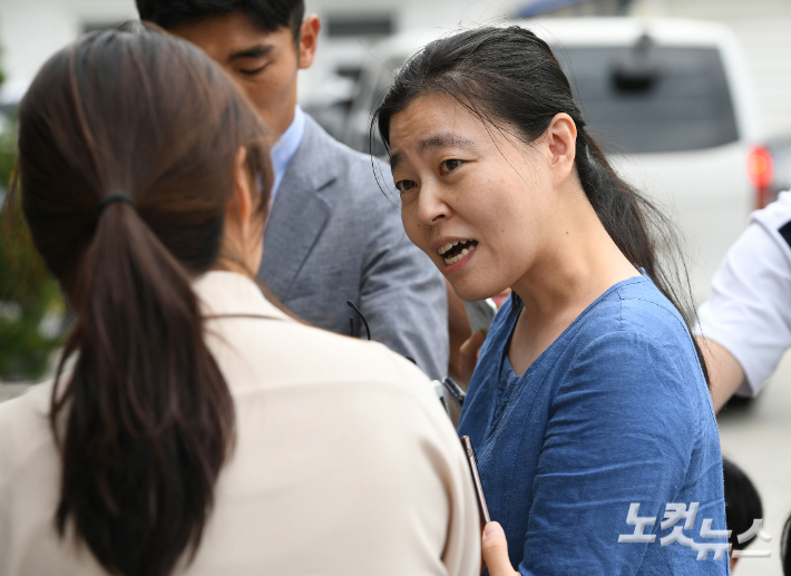 """[이슈시개]임은정 """"노골적 진행…윤석열·조남관 책임 물을 것"""""""