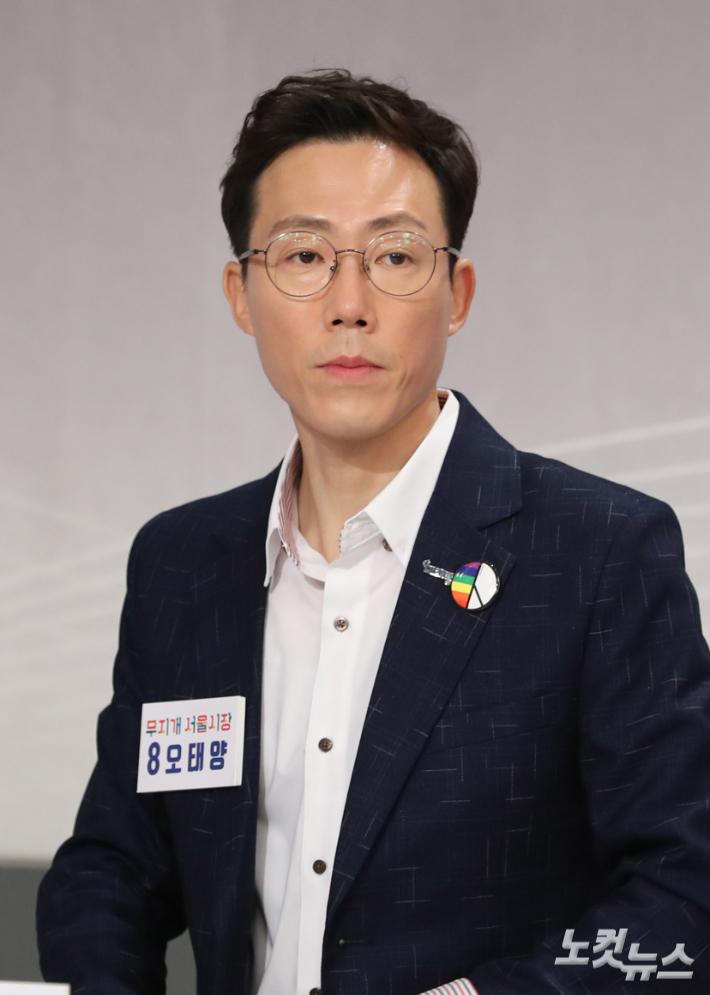 """뉴스업""""청년 정치인 간택하는 기성정치 신물"""" 오태양·신지예 ..."""