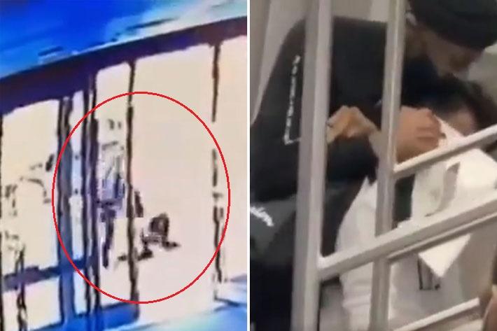 [이슈시개]65세 폭행에 경비원 모른 척…美 아시안 증오 범죄 확산