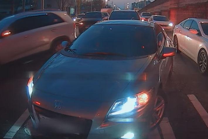 [이슈시개]50km 졸졸 '고속도로 스토킹'…돌려보낸 경찰