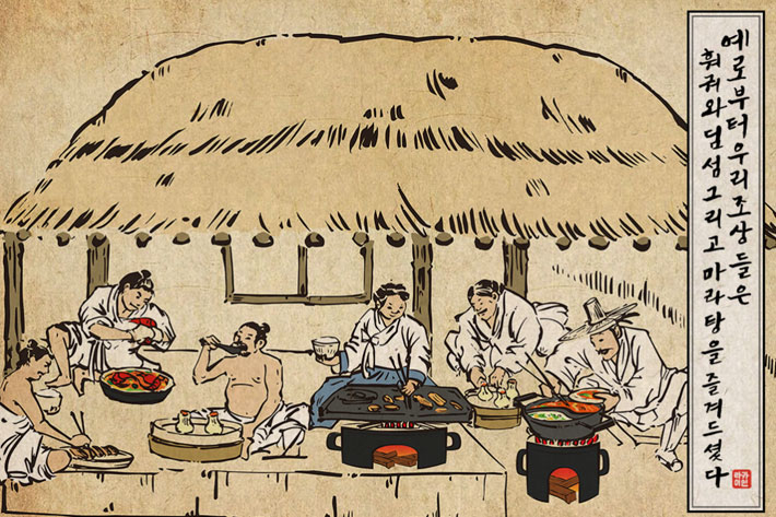 """[이슈시개]""""딤섬·훠궈는 韓음식, 황당하지?""""…中겨냥 만우절"""