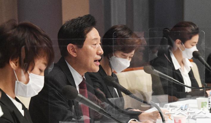 """[뉴스업]용산참사대책위 """"오세훈, 도대체 언제 사과했나? 황당"""""""