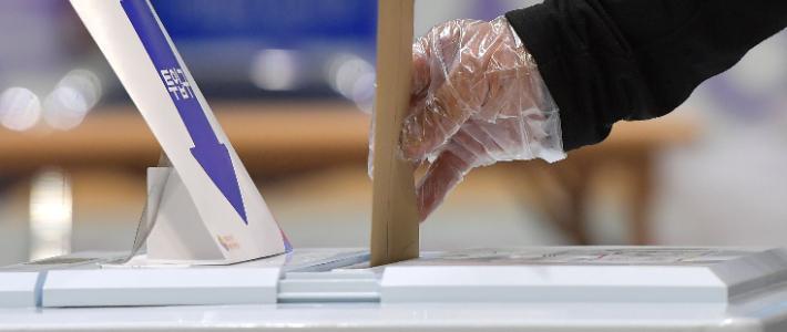 [뉴스쏙:속]사전투표 시작…돌아선 청년층 얼마나 나올까