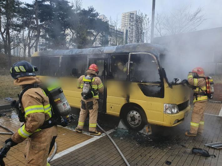 대전·세종·충남서 버스·공장·창고 화재 잇따라(종합)