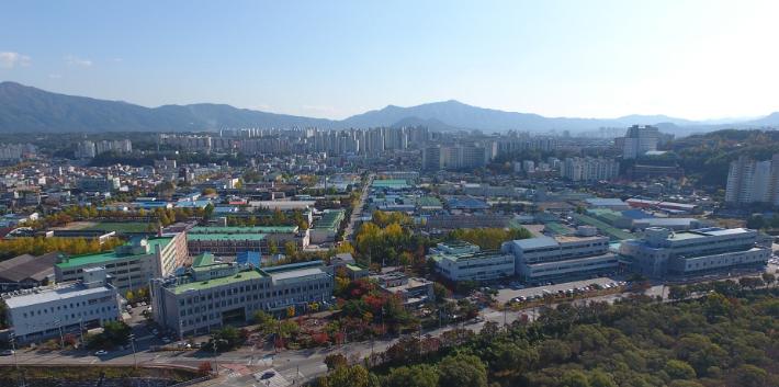춘천바이오산업진흥원 2021년 중소벤처기업부 지역특화산업육성사업 선정