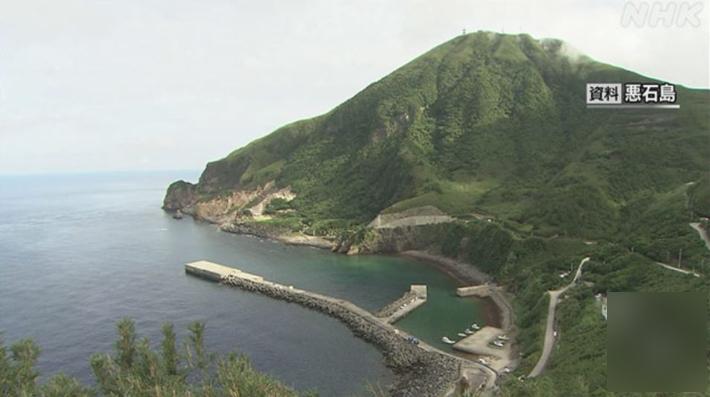 日 가고시마현 앞바다 지진 잇따라…기상청 주의 당부