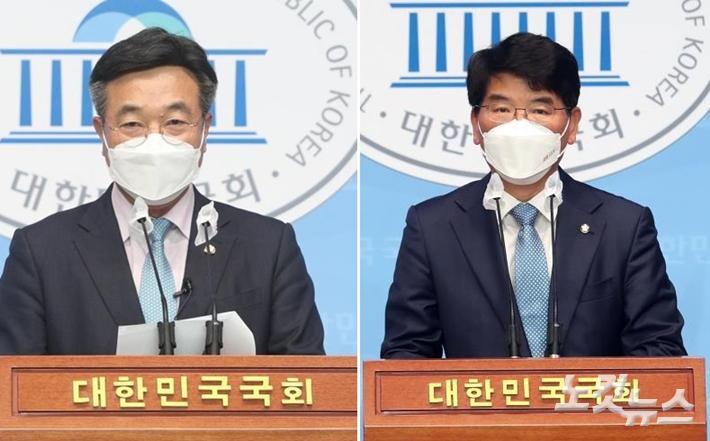 """""""그 나물에 그 밥""""…'친문 재부상'에 민주당 격랑"""