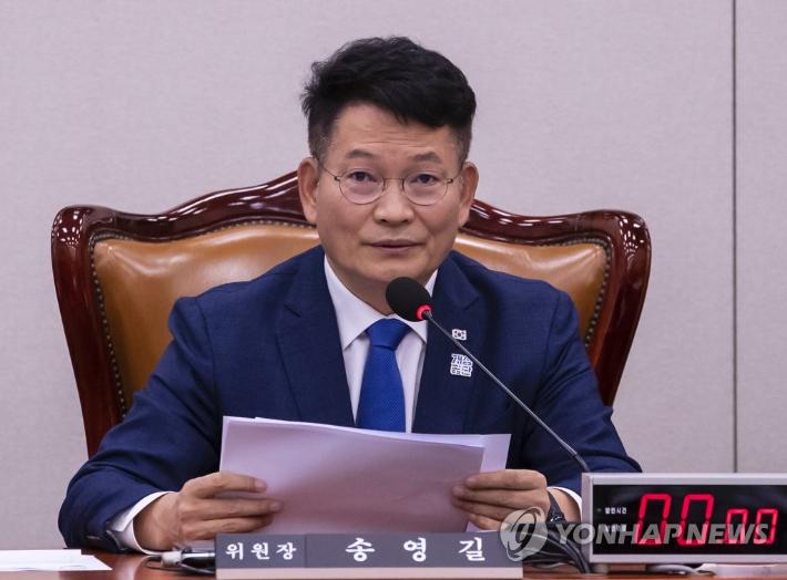 """[인터뷰]송영길 """"무주택자는 집값 90%까지 대출해줘야"""""""