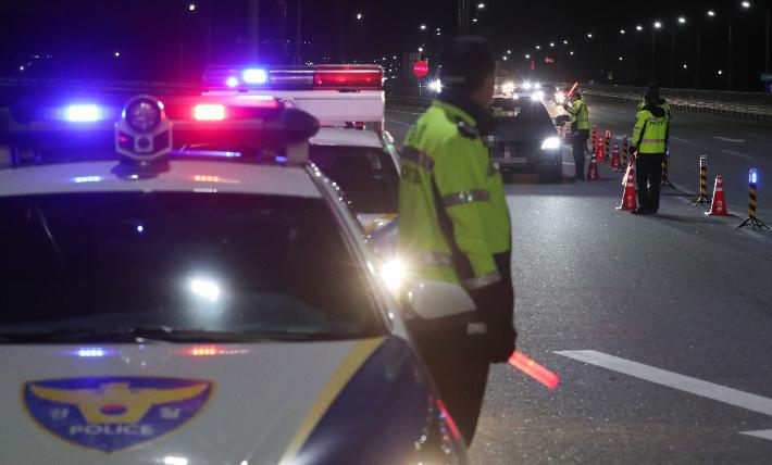 '한 달에 1번꼴' 인천 경찰관들 음주사고 잇따라