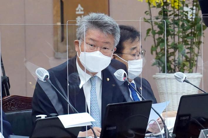 """김회재 의원 """"일본 오염수 방류 결정 즉각 철회하라"""""""