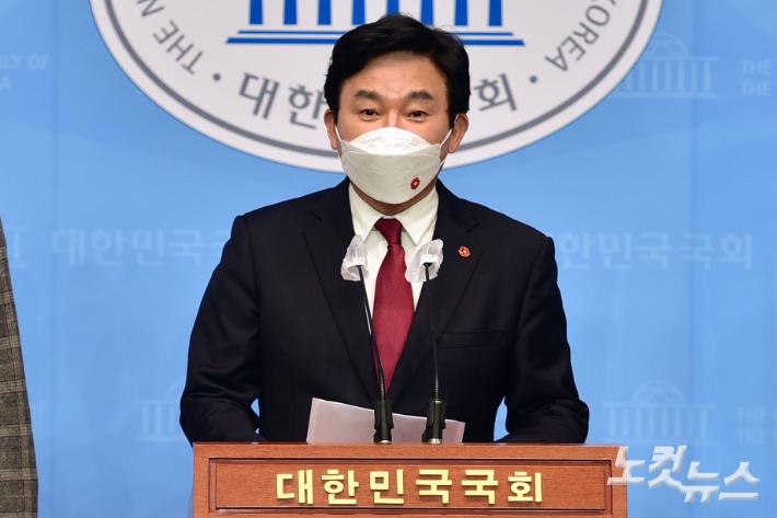 """[뉴스업]원희룡 """"日 오염수 방류? 차라리 증발시켜라"""""""