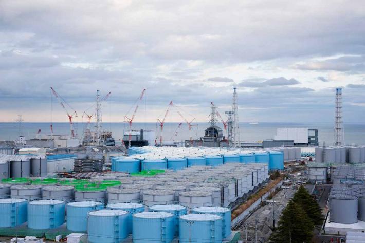 """IAEA, 오염수 방류 방침에 """"환영""""…성명서 '오염수' 대신 '처리수'"""