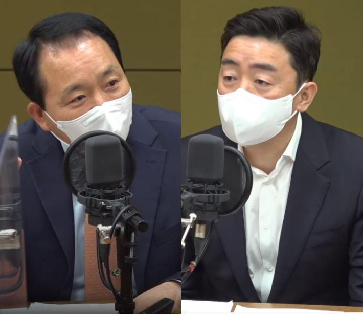 """""""상임위원장 재배분? 요청하면 고민""""  vs """"야당은 거지 아냐"""""""