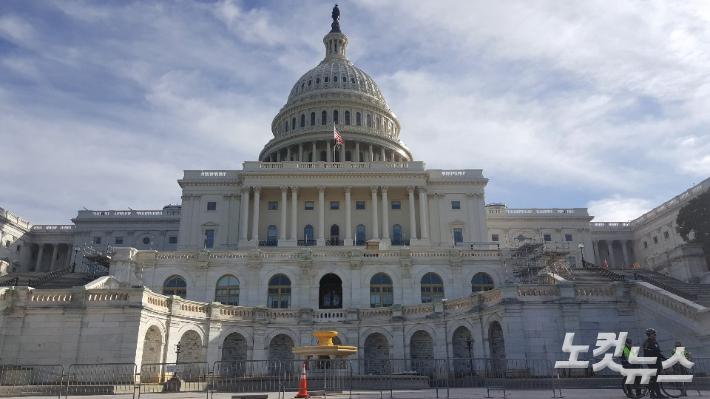 미 하원의장, 28일 바이든 취임 후 첫 의회 연설 초청
