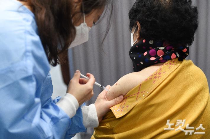 울산 동구, 오는 15일 75세이상 화이자 백신 접종