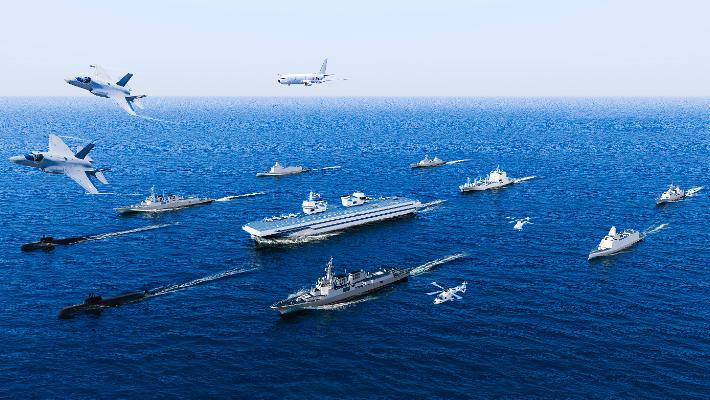 [안보열전]미운털 박힌 경항모 사업, 해군은 왜 계속할까