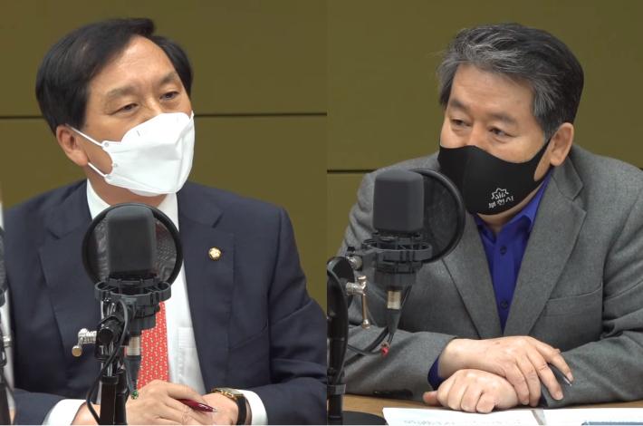 """""""김부겸 총리 내정, 통합 인사"""" vs """"정세균 빠진 자리에 땜질"""""""