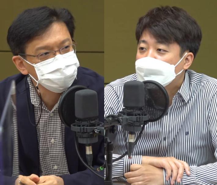 """""""김종인 언행, 정상적인가?"""" vs """"한 클래스 높은 전략"""""""