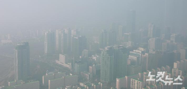 중국발 미세먼지 오염원 추적해 가려낸다