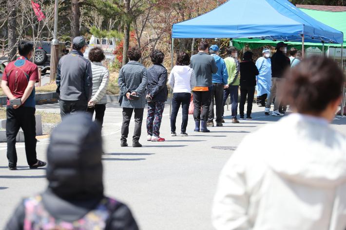 강릉 주문진發 연쇄감염 양양까지 확산…일주일 새 53명