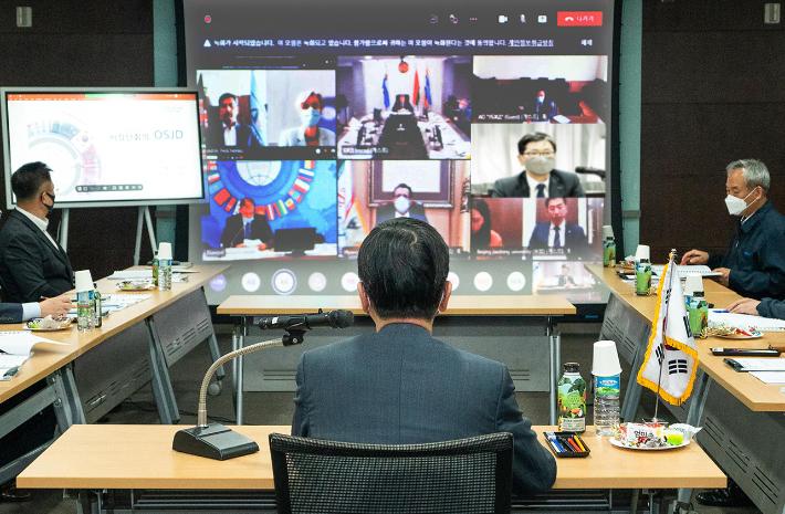 한국철도, 국제철도협력기구(OSJD) 사장단 회의 참석