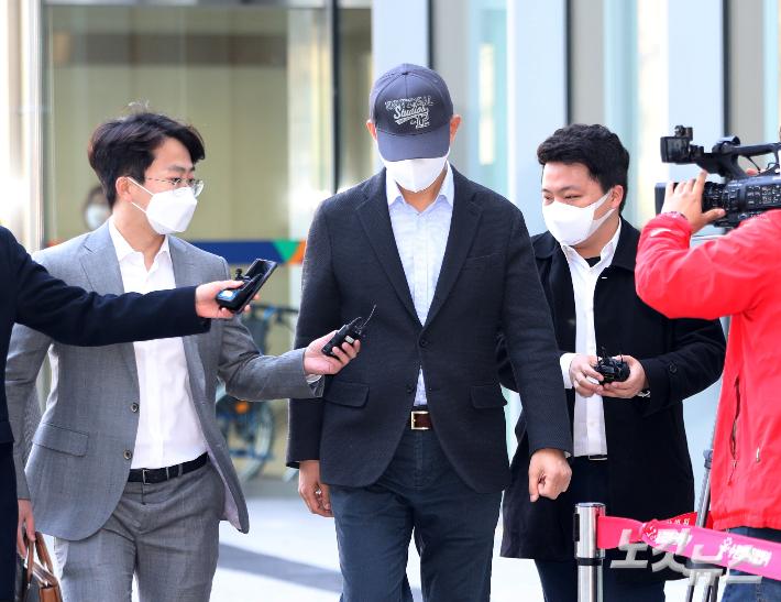 '용인 반도체클러스터' 투기 혐의, 경기도 전 팀장 구속기소