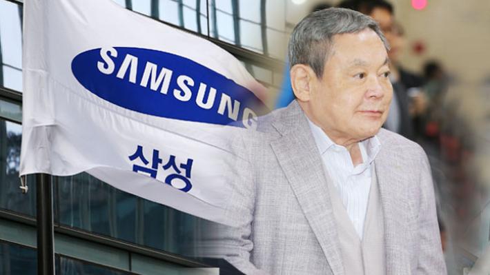 삼성家, 오늘 용산세무서에 이건희 상속세 신고