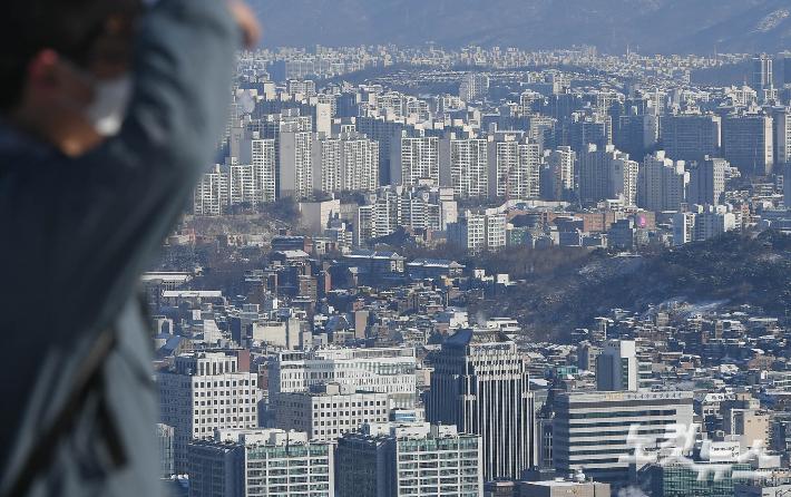 '재건축 과열'…서울 아파트값, 4주째 강세