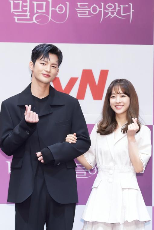 [현장EN:]'멸망' 박보영×서인국 100일 로맨스 대작전