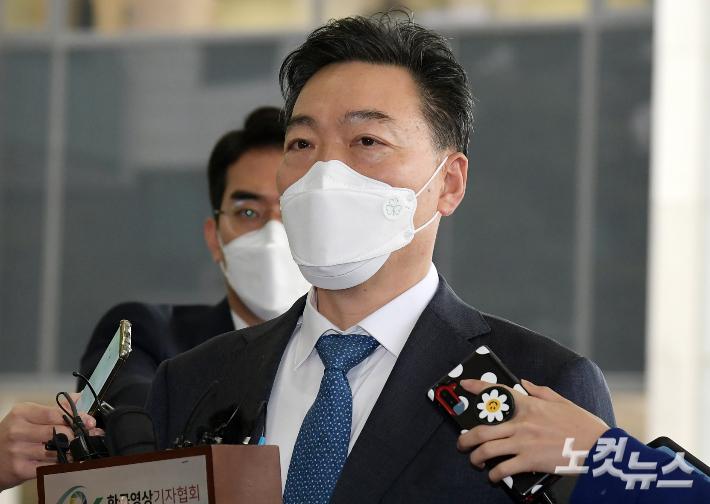 김오수 연루 '김학의 출금 사건', 조남관 체제서 마무리 될 듯