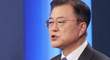 [그래픽뉴스]인사청문회·사면·문파·檢개혁…文의 생각은?