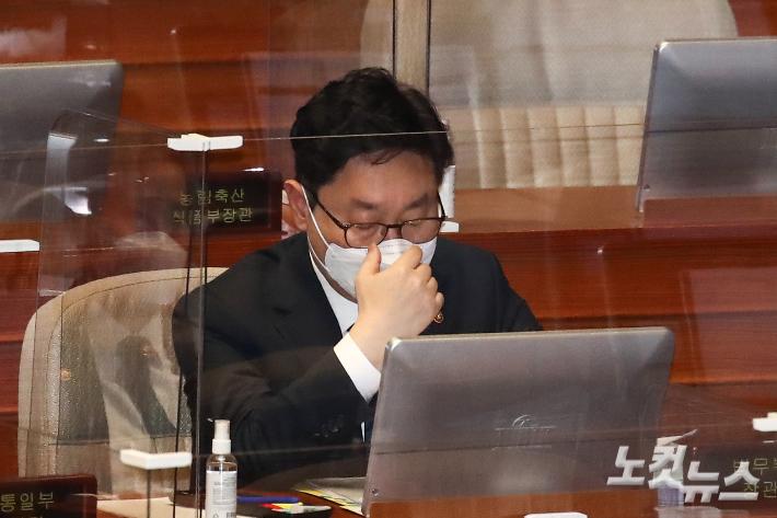 """秋가 없앤 증권범죄합수단 부활 가능성…박범계 """"주가조작 염려"""""""