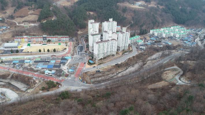 광산촌 삼척 '구공탄마을' 정비…새뜰마을사업 추진