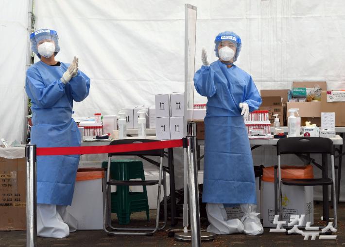 충북서 산발적 감염 등 5명 확진…누적 2744번째
