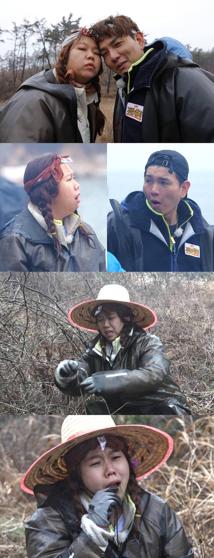 홍현희 제이쓴 부부 '정글의 법칙' 나가 '사랑과 전쟁'