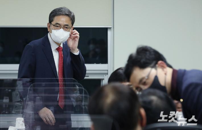 공수처, '文대통령 가족 명예훼손' 곽상도 사건 檢 이첩