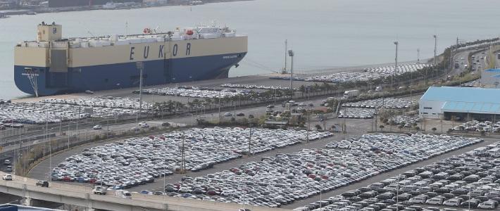 반도체 수급난에도 자동차 생산·수출 두 자릿수 증가