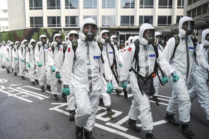 방역모범국 대만, 이틀 동안 코로나 확진자 386명 폭증 '비상'