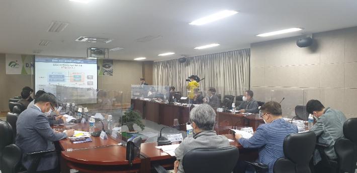 충북도, 방사광가속기 DNA센터 구축 연구용역 착수