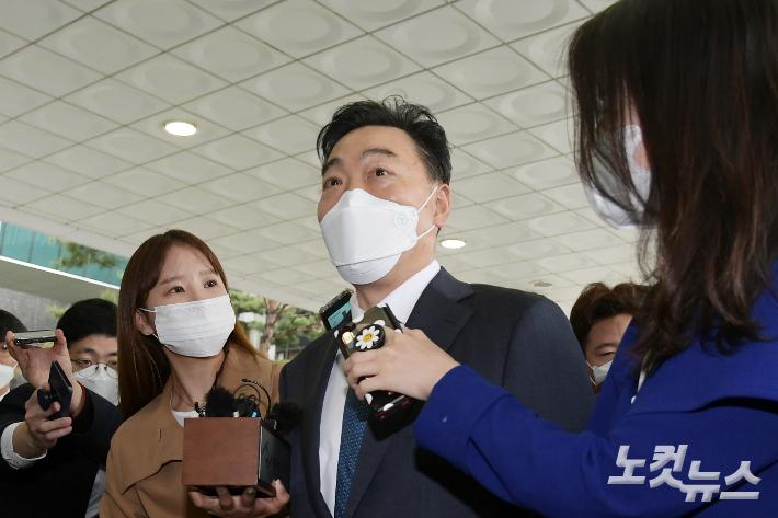 [영상]김오수 청문회 26일 합의…법사위원장 선출은 연기