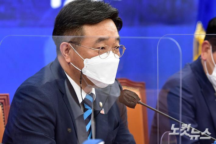 """[영상]민주당 """"野, 인사청문 깽판으로 몰아가…유감"""""""