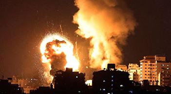 가자지구 무력충돌 열흘만에 휴전 합의[그래픽뉴스]