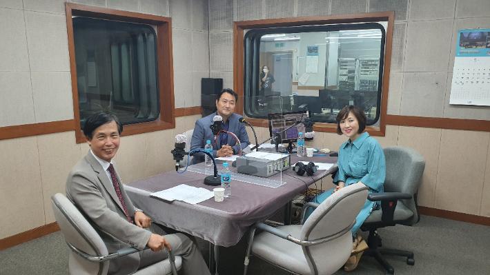 부산CBS 특집 라디오 기도회 '주여, 우리를 화목케 하소서' 성료