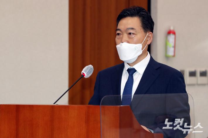 [영상]文대통령, 김오수 검찰총장 임명…33번째 '野 패싱' 인사