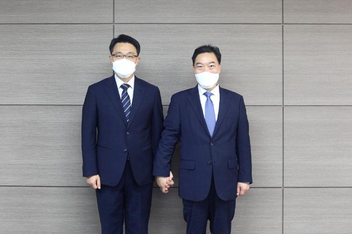"""김진욱-김오수, 첫 상견례서 """"쟁점은 차차 소통해서 풀기로"""""""