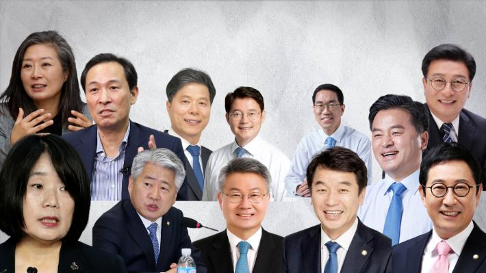"""[노컷브이] 민주당 """"12명 전원 탈당 권유…속히 해소하고 돌아오라"""""""