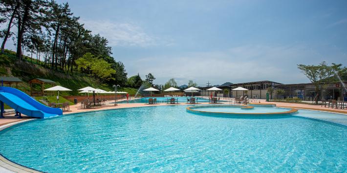 상하농원, 파머스빌리지 야외수영장 22일 정식 오픈